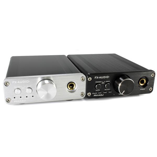 FX-AUDIO- PH-A2J[ブラック] TPA6120搭載 電流帰還型 Hi-Fiヘッドホンアンプ|nfj|04