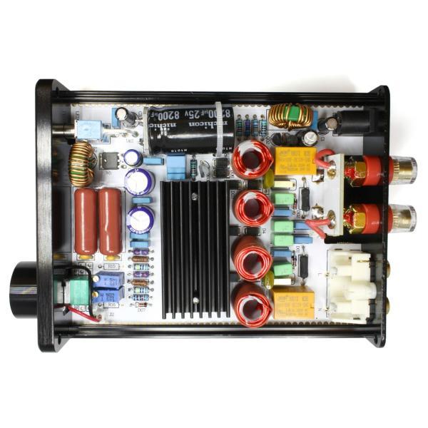 FX-AUDIO- FX202J『ブラック』TA2020搭載 D級小型デジタルアンプ|nfj|03