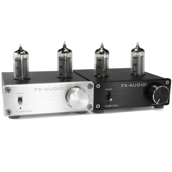 FX-AUDIO- TUBE-00J[シルバー]本格真空管ラインアンプ|nfj|04