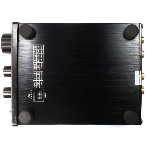 FX-AUDIO- TUBE-03J+ [シルバー]トーンコントロール機能搭載 真空管ハイブリッドプリアンプ|nfj|05