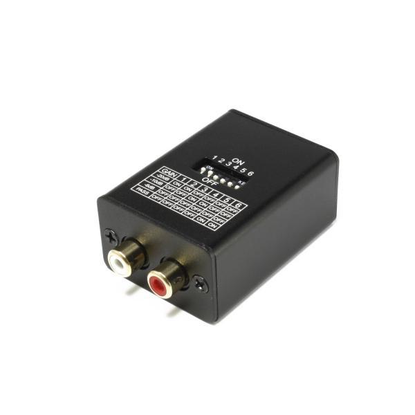 FX-AUDIO- AT-01J ラインレベルアッテネーターユニット|nfj|02