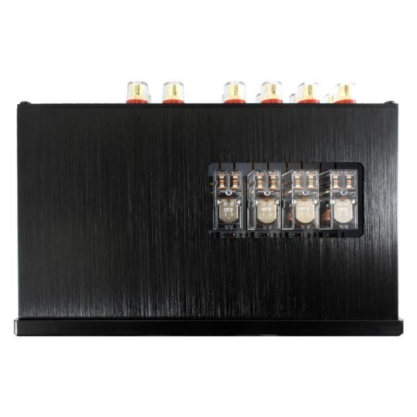 FX-AUDIO- PW-6J+[Bonneville Eaters II] 電子制御式 1:2アンプ/スピーカーセレクター[リモコン付属]|nfj|03