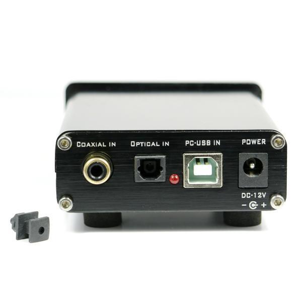 FX-AUDIO- DAC-X5J[シルバー]ハイレゾ対応DAC&ヘッドフォンアンプ 最大24bit 192kHz|nfj|02