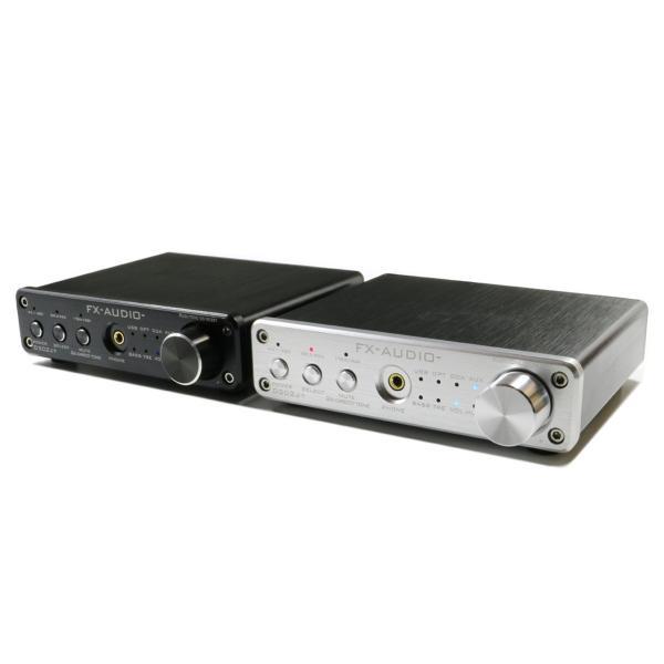 FX-AUDIO- D302J+[ブラック] ハイレゾ対応デジタルアナログ4系統入力・フルデジタルアンプ|nfj|06