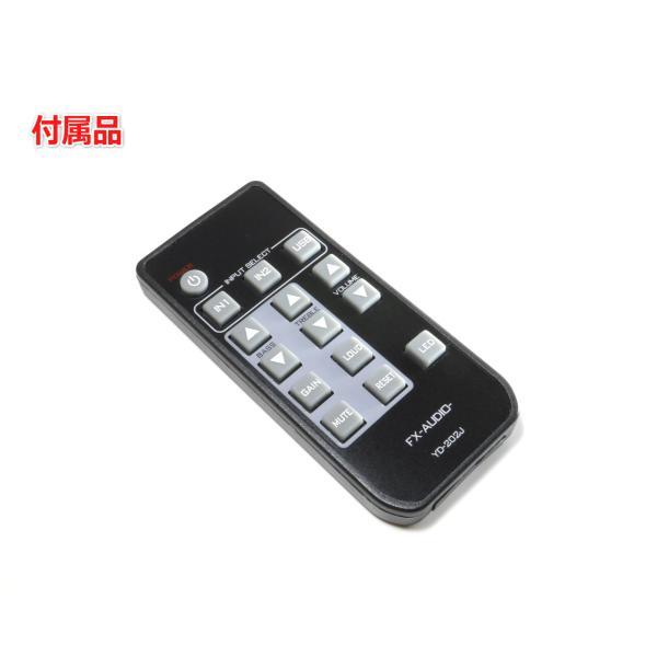 FX-AUDIO- YD-202J『ブラック』YDA138デジタルアンプIC搭載デュアルモノラル駆動式デジタルプリメインアンプ|nfj|05