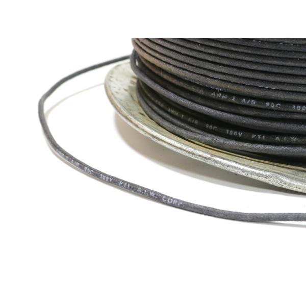 WesternElectric 18GA単線シングル ビンテージケーブル1m単位切売り|nfj|03