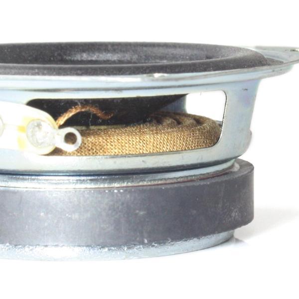 小型 フルレンジスピーカーユニット2インチ(49mm) 4Ω/MAX4W [スピーカー自作/DIYオーディオ]|nfj|03