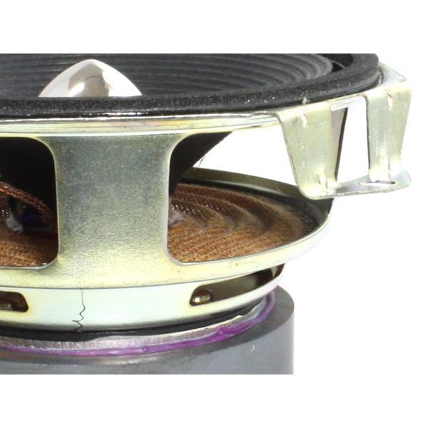 フルレンジスピーカーユニット3インチ(75mm) 6Ω/MAX60W [スピーカー自作/DIYオーディオ]|nfj|03