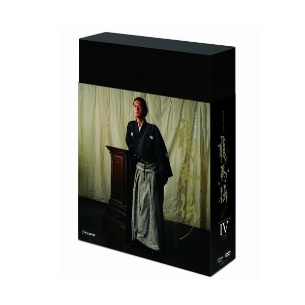 大河ドラマ 龍馬伝 完全版 DVD-BOX IV 全3枚【NHK DVD公式】