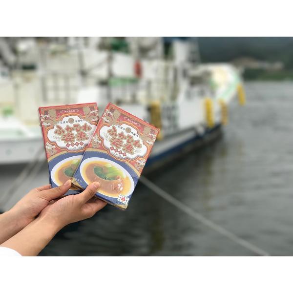 気仙沼が誇るふかひれ・オイスターソースの豪華3点セット (From Kesennuma to the World! Shark Fin and Premium Milky Oyster Sauce Set)|niceonlineshop|04