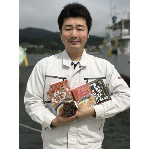 気仙沼が誇るふかひれ・オイスターソースの豪華3点セット (From Kesennuma to the World! Shark Fin and Premium Milky Oyster Sauce Set)|niceonlineshop|05