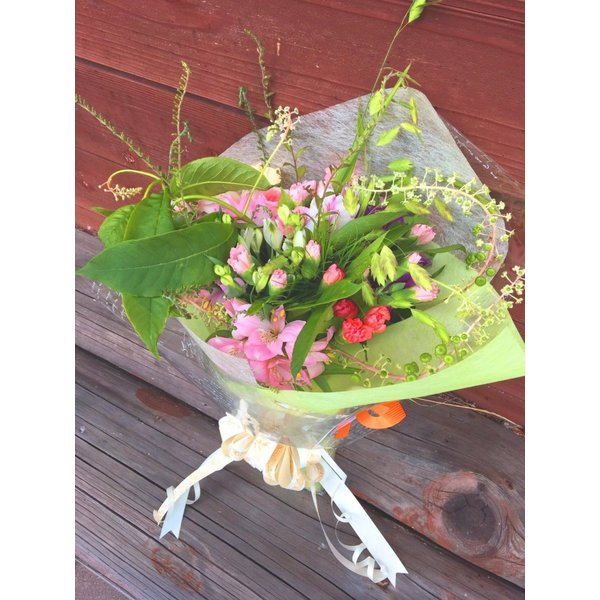 いいじま発。癒しの夢ゆり草ブーケ (Unique and fresh flowers (For a Limited Time))|niceonlineshop