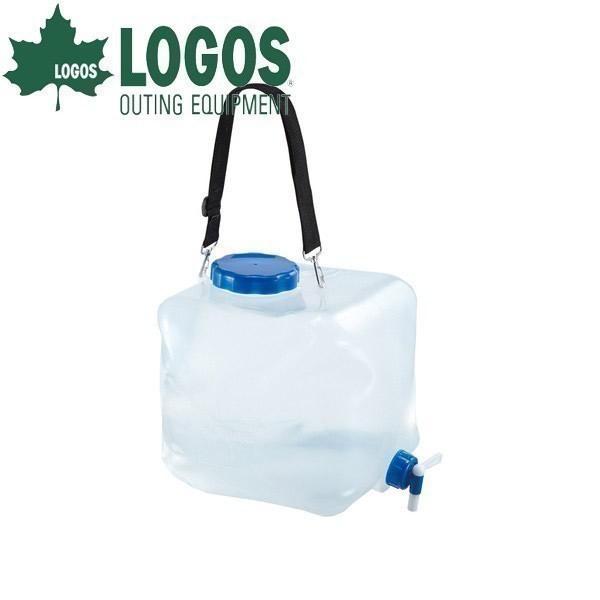 ロゴス 抗菌広口ショルダー水コン16 アウトドア ウォーターサーバー