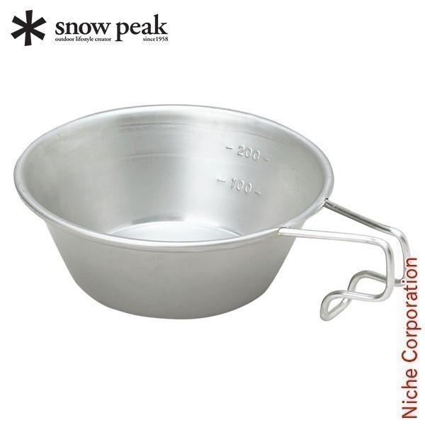 スノーピーク 食器 シェラカップ E-103 アウトドア コップ キャンプ|niche-express