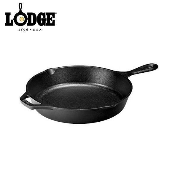 キャッシュレスポイント還元 LODGE ロッジ スキレット10 1/4インチ L8SK3 キャンプ用品|niche-express