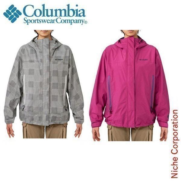 コロンビア ウィメンズマウントパールジャケット 女性用 PL2983 アウトドア用品 niche-express