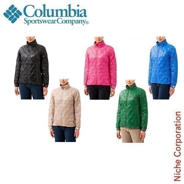 コロンビア ウィメンズマーベルバンクスジャケット(女性用) PL5035 アウトドア用品 ダウンジャケット 防寒 冬用 レディース|niche-express