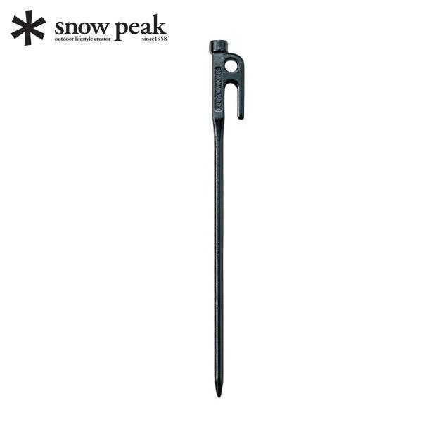 スノーピーク ペグ ソリッドステーク30 ( R-103 ) キャンプ用品|niche-express