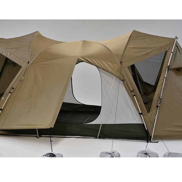 【連休中休まず出荷】 スノーピーク テント ヴァール Pro.air 4 セット 4人用 SD-650 niche-express 06