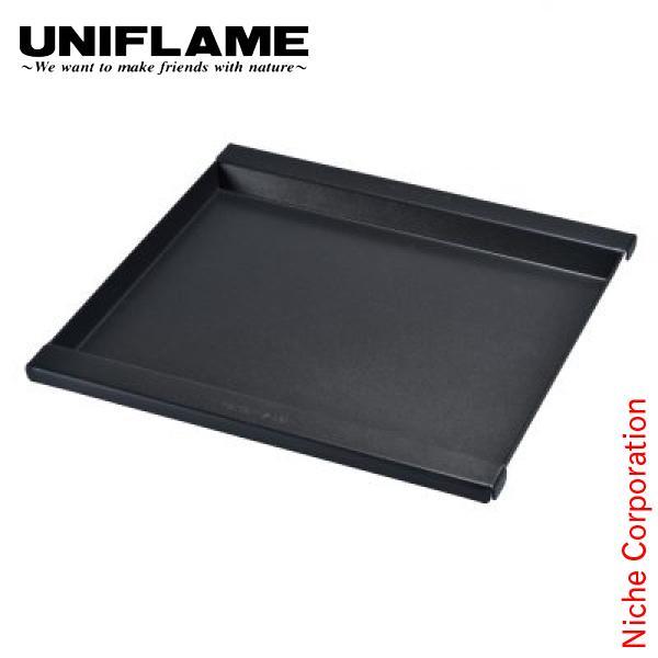 ユニフレームファイアグリルフッ素鉄板683101キャンプ用品