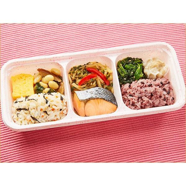 ウーディッシュ 銀鮭の幕ノ内弁当【冷凍】ニチレイフーズ