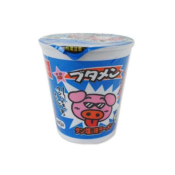 【おやつカンパニー】カップブタメンタン塩(30個入)