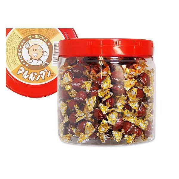【駄菓子のまとめ買い・チョコ系の駄菓子】 360g マルルンマンチョコ 【タカオカ】