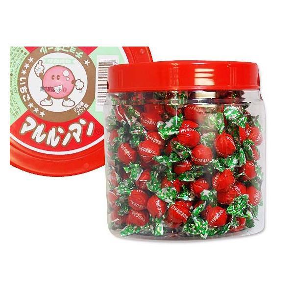 【駄菓子のまとめ買い・チョコ系の駄菓子】 360g マルルンマンいちごチョコ 【タカオカ】