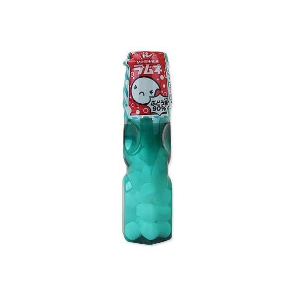 森永 ラムネ  (10個入) お菓子 小ロット らむね キャンディ まとめ買い 箱買い 駄菓子 {T1}
