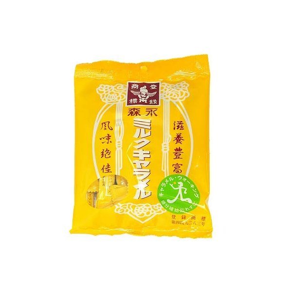 お菓子のまとめ買い・キャラメル系のお菓子 森永 ミルクキャラメル (6袋入)