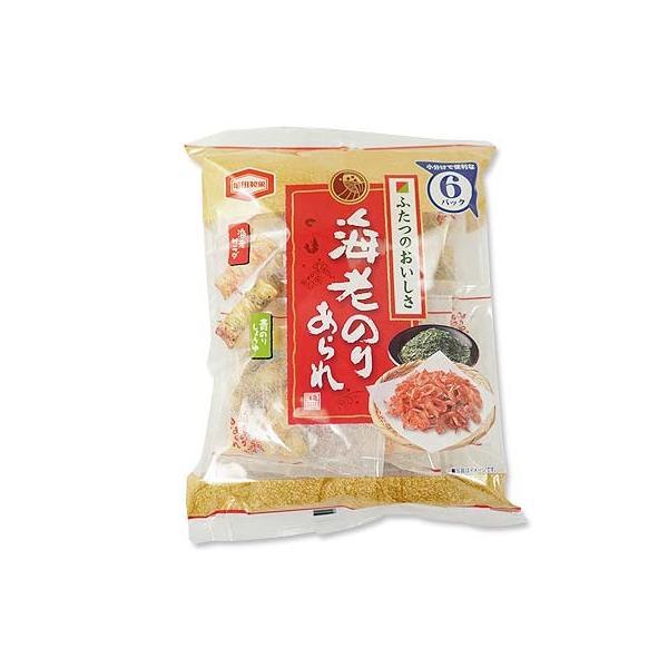 亀田 海老のりあられ 73g (12個入) お菓子 米菓 おせんべい まとめ買い 箱買い 景品