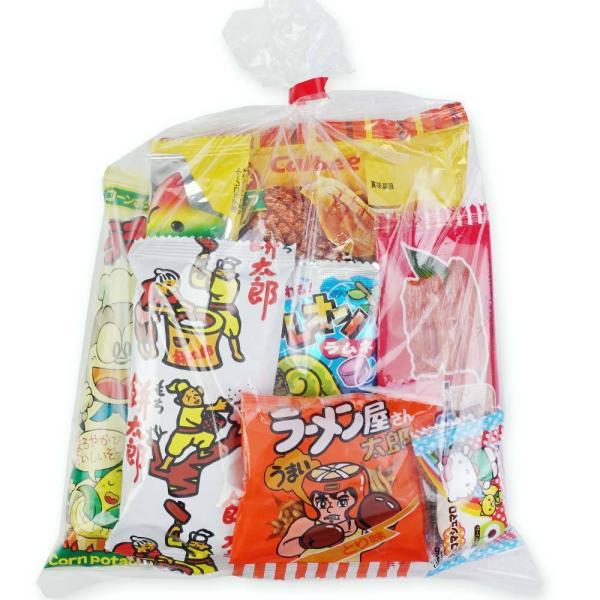 200円 お菓子 袋 詰め合わせ セットA【 全国、数量関係なく2個口以上でも追加の 送料無料 】|nichokichi|04