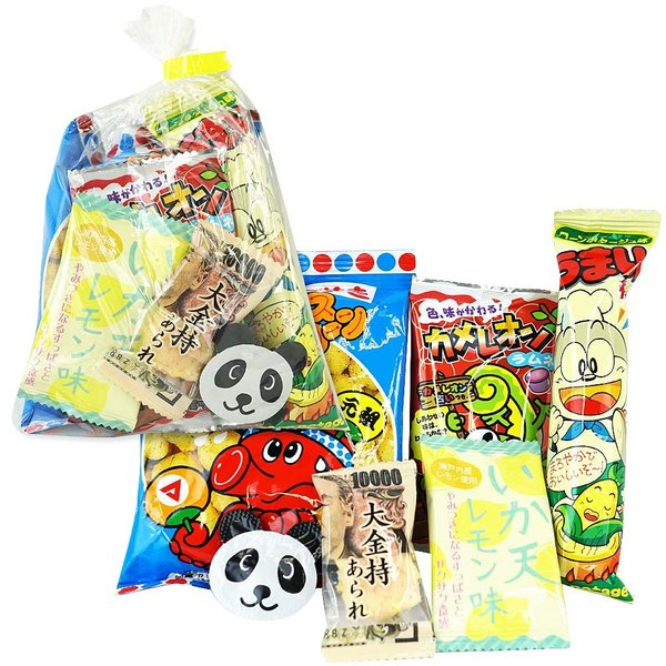 100円 お菓子 袋 詰め合わせ セットA【 全国、数量関係なく2個口以上でも追加の 送料無料 】