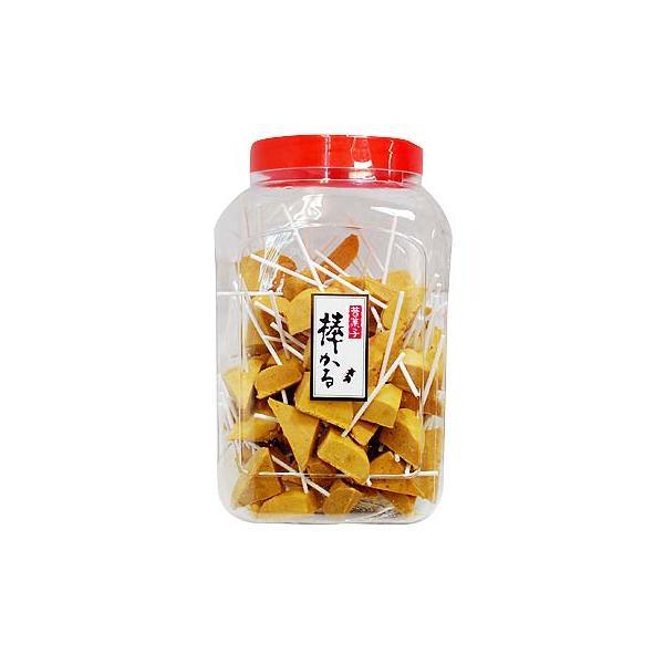 平安製菓 棒かる(100個入)駄菓子 カステラ 串にささった 業務用 まとめ買い 箱買い お菓子