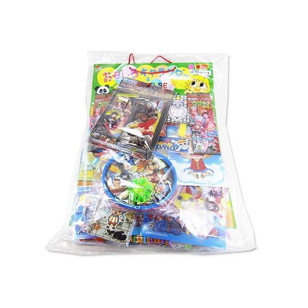 【当てものくじ・景品玩具】ワンピース台紙当てもの(80付)|nichokichi