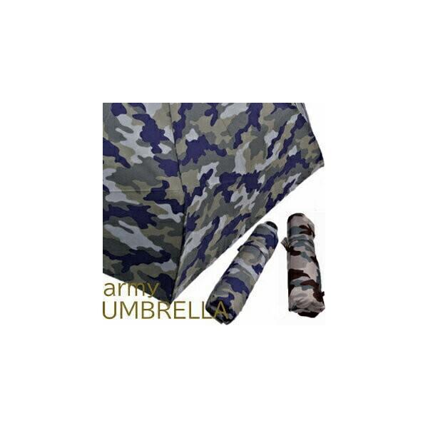 YBB990BAZZIEDAZZIEArmyUNBRLLA55cm迷彩軽量ミニ折畳傘折りたたみ傘カモフラージュ安全ろくろ柄丈夫な
