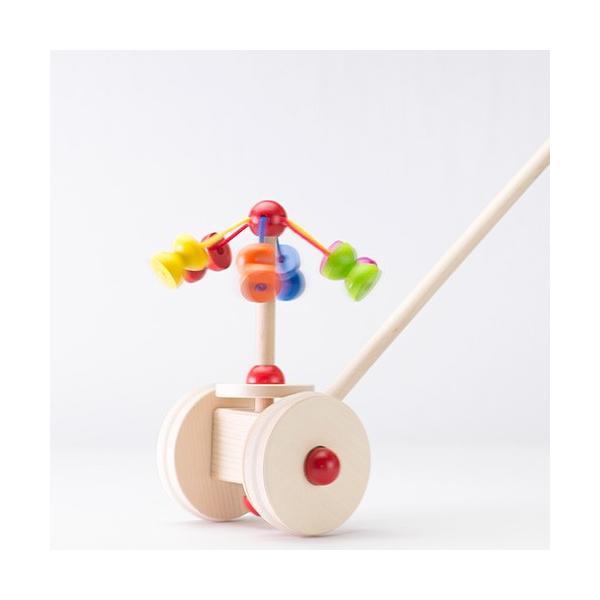 手押し車 赤ちゃん ベビー 木のおもちゃ 1歳 2歳 3歳 子供 誕生日プレゼント 手押し・メリーゴーランド