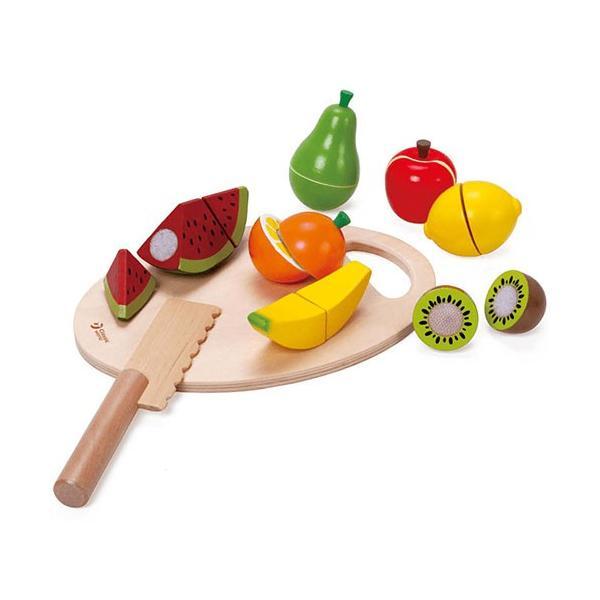 おままごと キッチン 木のおもちゃ カッティング フルーツ