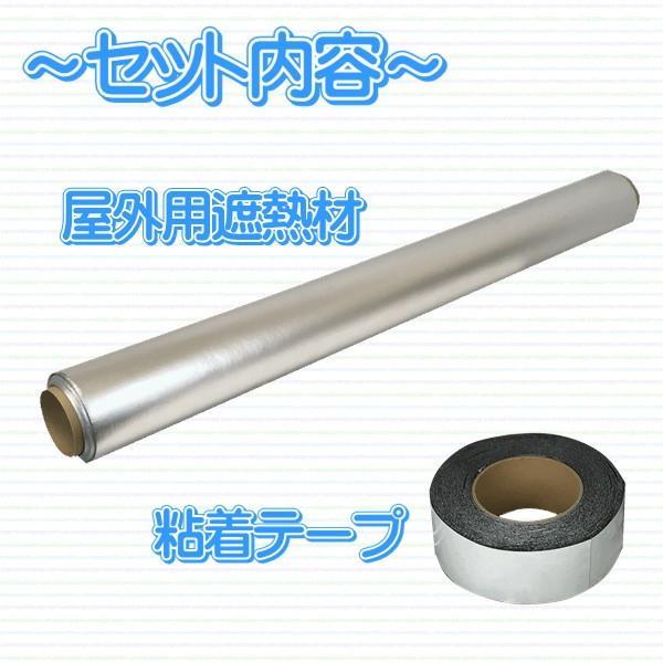 トップヒートバリアー屋外用遮熱材セット 2m2(平方メートル)|nihonshanetu|02