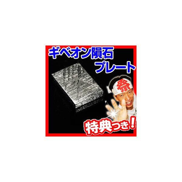 ギベオン隕石 プレート (財布・ポーチ用) メテオライト お守り パワーストーン 天然石