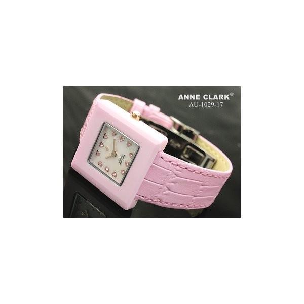 ANNE CLARK(アンクラーク) レディース ベルトウォッチ AU1029-17/ピンク nijiiromarket 02