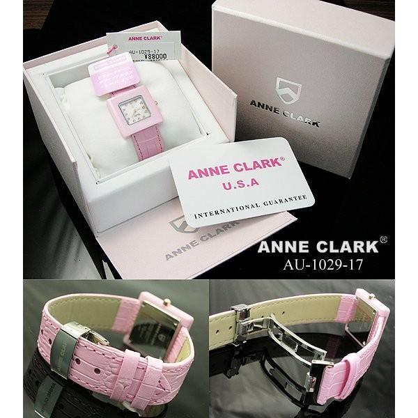 ANNE CLARK(アンクラーク) レディース ベルトウォッチ AU1029-17/ピンク nijiiromarket 03