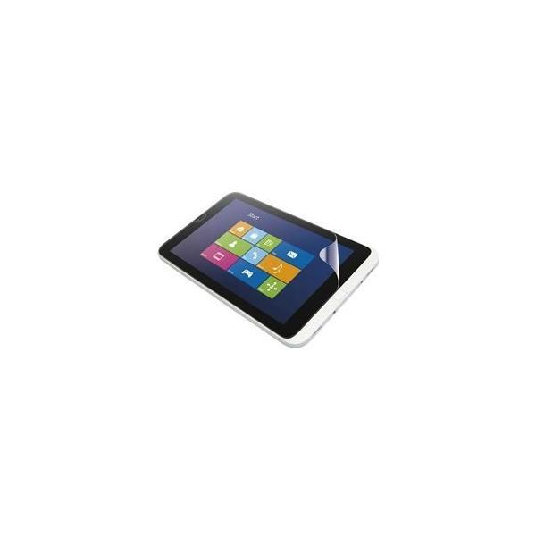 ELECOM(エレコム) Acer Iconia W3-810用指紋防止エアーレスフィルム/光沢タイプ TB-AC3WFLFANG|nijiiromarket