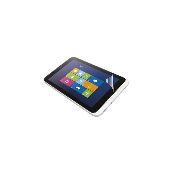 ELECOM(エレコム) Acer Iconia W3-810用指紋防止エアーレスフィルム/光沢タイプ TB-AC3WFLFANG|nijiiromarket|02