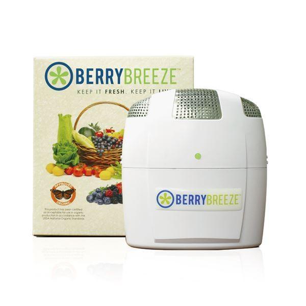 冷蔵庫専用空気清浄機 BerryBreeze BB001|nijiiromarket
