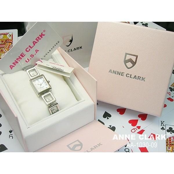 アン・クラーク レディース クォーツ腕時計 AA1030−09|nijiiromarket|03