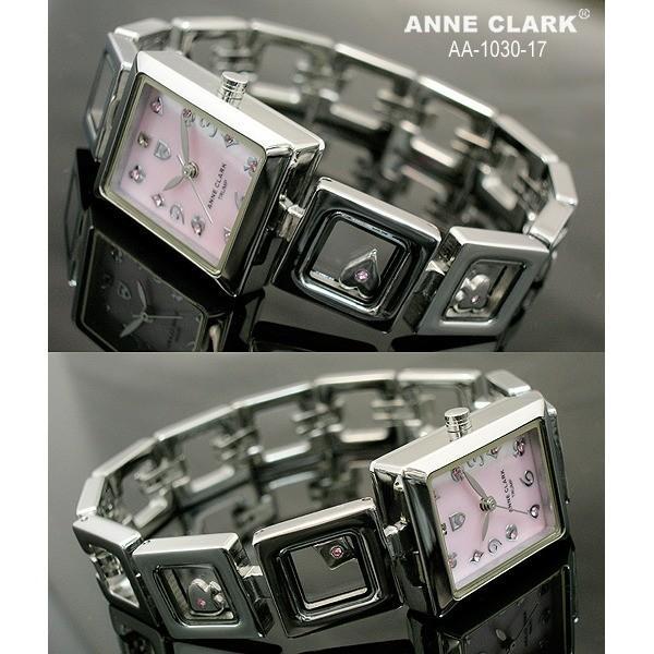 アン・クラーク レディース クォーツ腕時計 AA1030−17|nijiiromarket|02