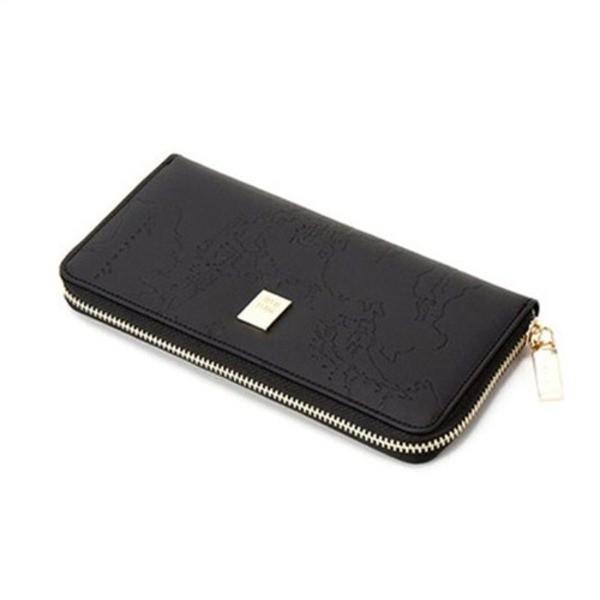 PRIMA CLASSE(プリマクラッセ) PSW7-2123 ラウンドジップ長財布 /ブラック