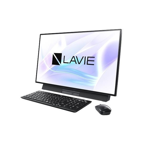 NECパーソナル LAVIE Desk All-in-one - DA500/MAB ファインブラック|nijiiromarket