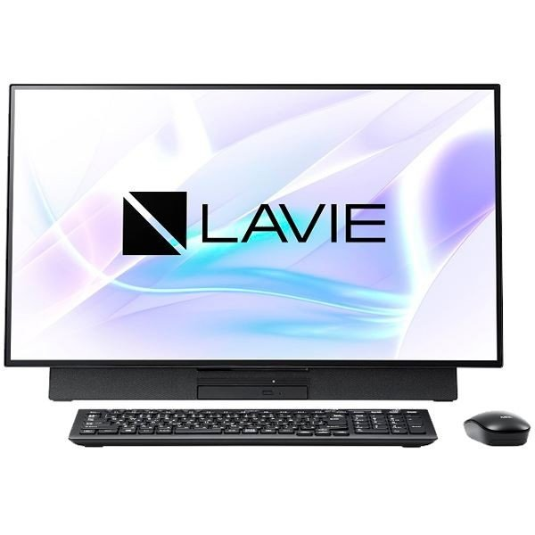 NECパーソナル LAVIE Desk All-in-one - DA500/MAB ファインブラック|nijiiromarket|02